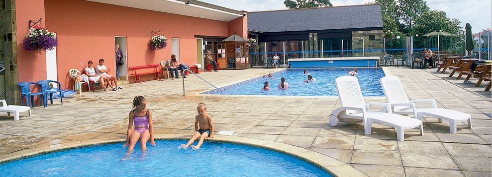 Outdoor Heated Pool At Rudding Is Open To The Public In June Harrogate Mumbler