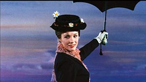 Mary Poppins Picture for the Harrogate Film Festival 2019