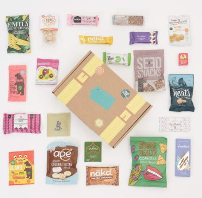 Health treats for kids and families delivered straight to your door.