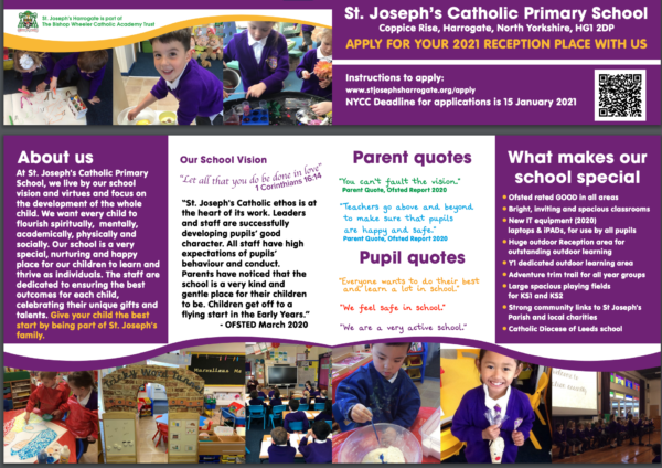 st josephs primary