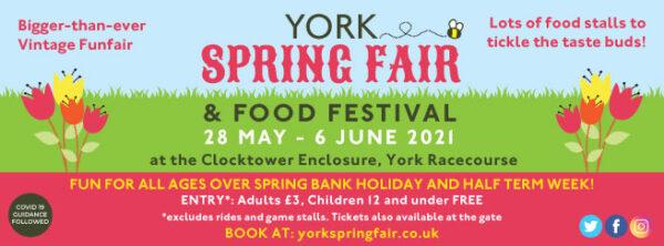 york spring fair
